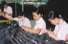 Xuất khẩu hàng dệt may có tín hiệu khởi sắc