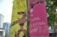 Ấn tượng Việt Nam tại Lễ hội Chào Seoul 2009