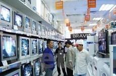 Sài Gòn: Hàng điện tử, điện máy tiêu thụ mạnh