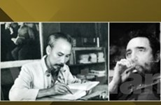 Làm phim về Hồ Chí Minh và Fidel Castro