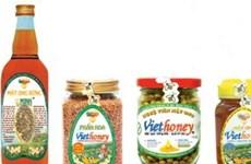 Sản phẩm mật ong Viethoney chất lượng tốt