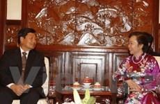 Thúc đẩy tình hữu nghị truyền thống với Myanmar