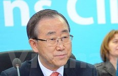 """Tổng Thư ký LHQ: Năm 2009 sẽ là """"Năm biến đổi khí hậu"""""""