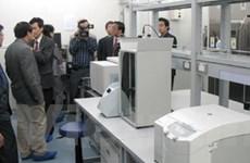Phòng thí nghiệm an toàn sinh học cấp 3 đầu tiên