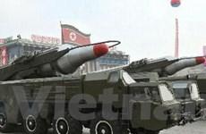 Triều Tiên chuẩn bị phóng tên lửa hướng đến Nhật?