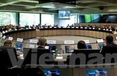 Liên minh châu Âu thảo luận về an toàn giao thông