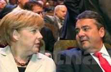 Thủ tướng Đức Angela Merkel bí mật gặp lãnh đạo SPD