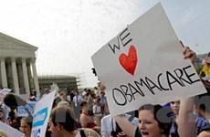 Tổng thống Mỹ cam kết bảo vệ đạo luật Obamacare