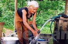 Agribank phục vụ dự án cấp nước sạch miền Trung