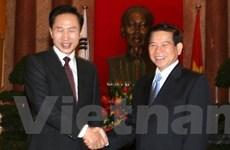 Việt Nam-Hàn Quốc: Đối tác hợp tác chiến lược