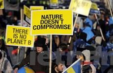 Mỹ phản đối thỏa thuận biến đổi khí hậu dự thảo