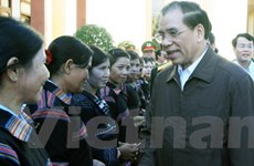 """""""Gia Lai cần chú trọng đào tạo cán bộ dân tộc"""""""