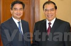 Thái Lan coi VN là đối tác chiến lược quan trọng