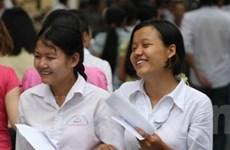 170 thí sinh, 5 giám thị bị kỷ luật trong thi đợt 2