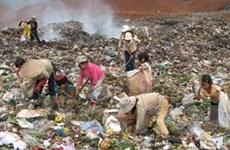 Những thân phận nhọc nhằn nơi bãi rác