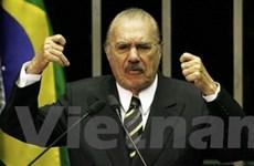 Brazil: Chủ tịch Thượng viện bị tố tham nhũng