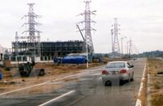 Xây Dung Quất thành trung tâm đô thị công nghiệp