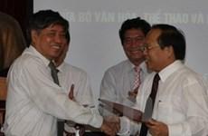 Bộ Văn hóa-Thể thao-Du lịch hợp tác với TTXVN