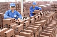 Lào Cai khánh thành nhà máy gạch tuynel lớn