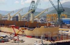 Hyundai Vinashin hạ thủy thêm tàu 56.000 tấn