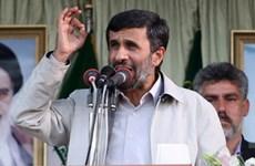 Iran phát tín hiệu cứng rắn hơn với phương Tây
