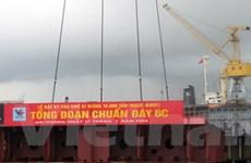 Hải Phòng đóng mới tàu chở ximăng 15.000 tấn