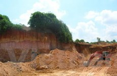 Lập lại trật tự khai thác khoáng sản ở Đồng Nai