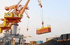 Cảng Hải Phòng đang chịu áp lực quá tải