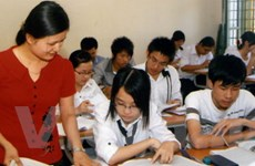 Ngành giáo dục cấp bách phòng chống cúm A/H1N1
