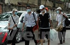 Cúm A/H1N1 lây lan trên phương tiện giao thông