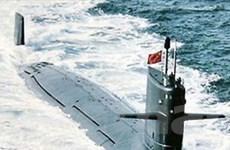 Ấn Độ hạ thủy tàu ngầm hạt nhân tự đóng đầu tiên
