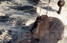 Nga thử thành công tàu ngầm hạt nhân Nerpa