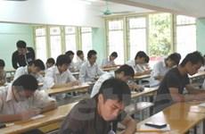 Bài thi đại học điểm cao tập trung ở trường tốp trên