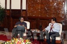 Chủ tịch nước ca ngợi hoạt động cứu trợ trẻ tàn tật