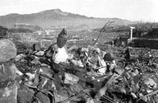 Hài cốt nạn nhân bom nguyên tử vẫn phát phóng xạ