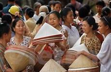 Nón làng Chuông - món quà văn hóa độc đáo