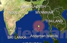 Động đất mạnh rung chuyển Nhật Bản và Ấn Độ