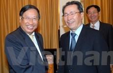 Đàm phán Việt-Trung tập trung vào vấn đề trên biển