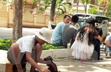 Chăm sóc sức khỏe cho thanh niên đường phố