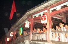 Dấu ấn Nhật Bản trong lòng đô thị cổ Hội An