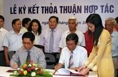 Báo Nhân dân và VCCI hợp tác truyền thông