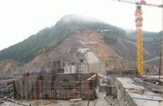 Đẩy nhanh tiến độ công trình thủy điện Hương Điền