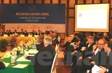 Kỳ họp Hội đồng tư vấn kinh doanh APEC tại Đà Nẵng