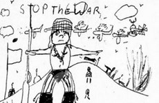 Jackson từng vẽ tranh phản đối chiến tranh VN