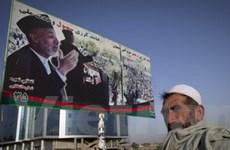 Tổng thống Afghanistan tăng khoảng cách dẫn điểm