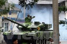 Trung Quốc tăng cường an ninh dịp Quốc khánh
