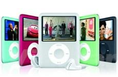 Apple bổ sung tính năng ghi hình cho iPod Nano