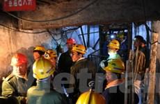 Trung Quốc: Nhiều người bị vùi vì sập nhà đang xây