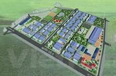 370 tỷ đồng xây cụm công nghiệp vừa và nhỏ Sóc Sơn