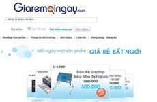 Thêm một trang web bán hàng trực tuyến